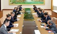 China, North Korea strengthen diplomatic cooperation