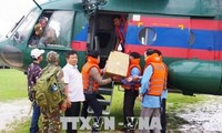 Defence ministry helps Laos recover from dam collapse