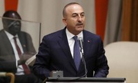 Turkish, Russian, Iranian FMs to discuss Syria in New York