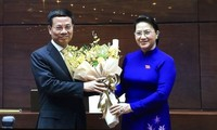 NA approves nomination of Nguyen Manh Hung as Minister of Information and Communications