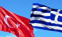 Turkey-Greece tension over maritime border