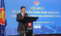 Conference facilitates connection between Vietnam and ASEAN businesses