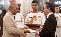 Vietnam welcomes Indian President's visit