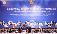 PM attends Vietnam Reform and Development Forum