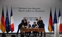 France, Germany sign new friendship treaty