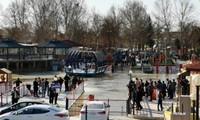 Death toll rises in Iraq ferry sinking