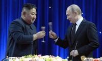 Kim says peace on Korean Peninsula depends on US attitude