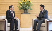 Japanese PM looks forward to meeting Chinese President at G20