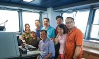 Special Radio shows at sea