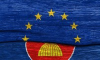 EU pledges strengthened security cooperation with ASEAN
