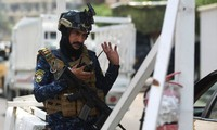4 blasts hit Baghdad, 14 wounded