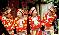 Red Dao people's costume decoration art recognized as national heritage