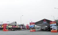 19th Vietnam-China border trade fair opens in Lao Cai