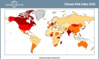 Vietnam ranks sixth in Global Climate Risk Index