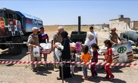 UN chief calls for international cooperation to handle refugee situation