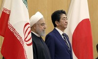 Japan to send military to Middle East