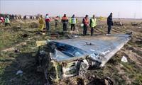 Ukraine seeks 'unconditional support' for its plane crash investigation