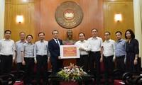 Overseas Vietnamese support COVID-19 fight in Vietnam