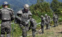 Both Koreas violate armistice agreement in DMZ shooting: UN Command