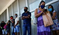 WHO chief warns of worsening COVID-19 pandemic globally