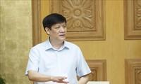 COVID-19 outbreak in central Vietnam under control