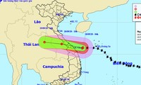Storm Noul makes landfall in central region