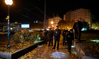 Multiple shootings reported in Vienna, Austria