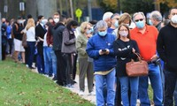 More than 95 million Americans have voted already