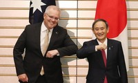 Japan, Australia boost cooperation toward a free and open Indo-Pacific