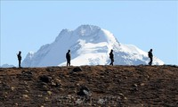 India hopes China talks will resolve Himalayan border crisis