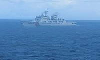 Indonesia says spots Chinese research vessel in its waters, tracker off