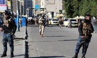 Islamic State claims responsibility for first big suicide attack in Baghdad in 3 years