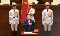 Vuong Dinh Hue elected as Chairman of the National Assembly