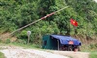 Son La Border Guards intensify patrol to prevent COVID-19 from entering Vietnam