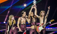 Maneskin from Italy wins Eurovision Song Contest 2021