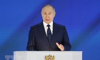 Russia in favor of cooperation with Europe: Putin