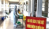 Vietnam confirms more than 2,100 new COVID-19 cases on Tuesday morning