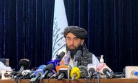 Taliban holds first press conference since takeover of Kabul