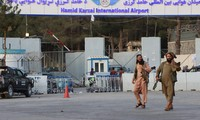 US strikes at Islamic State militants in Kabul as withdrawal nears end