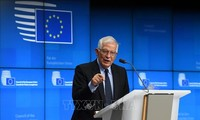 EU says it has no option but to talk to the Taliban