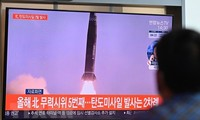 North Korea says it has tested a newly-developed hypersonic missile