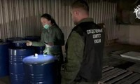 Death toll from Russian alcohol poisoning incident rises to 34