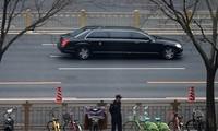 Informasi tentang kemungkinan kalangan otoritas RDRK mengunjungi Tiongkok