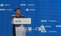 Konferensi Keamanan Internasional Moskow turut mendorong perdamaian di kawasan Asia – Pasifik dan dunia