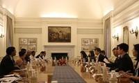 Sidang konsultasi politik ke-10 dan dialog strategis ke-7 Vietnam – India