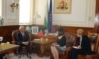 Wakil Ketua MN Vietnam, Uong Chu Luu melakukan kunjungan kerja di Bulgaria