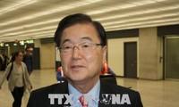 Republik Korea dan AS melakukan kerjasama erat tentang pertemuan puncak AS-RDRK