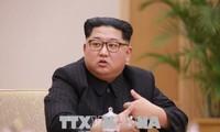 Pemimpin RDRK, Kim Jong-un menyatakan harapan menegakkan perdamaian jangka panjang di Semenanjung Korea