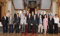 Pelajar Kota Ho Chi Minh dan Provinsi Nagasaki, Jepang memperkuat temu pergaulan