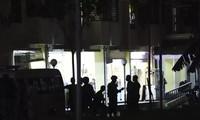 Vietnam mengutuk keras serangan-serangan teror yang baru saja terjadi di Kota Surabaya, Indonesia